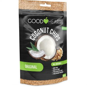 Good Heart Coconut Chips - Original